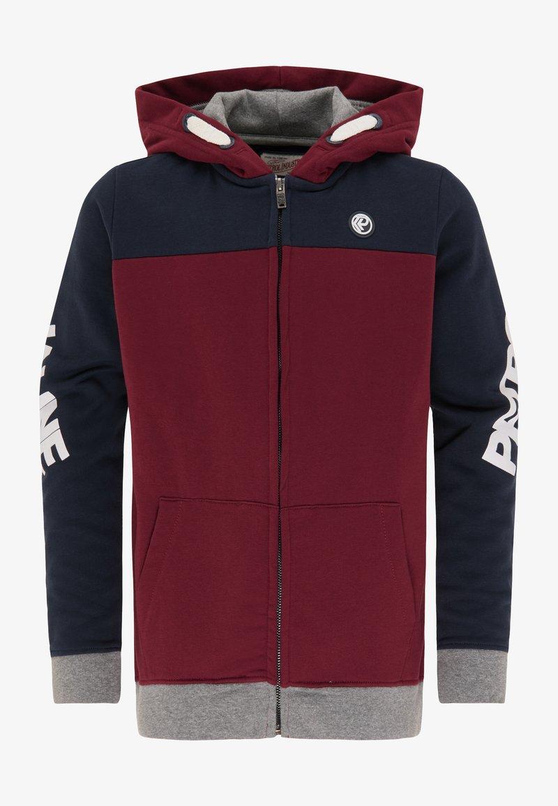 Petrol Industries - Zip-up hoodie - deep navy