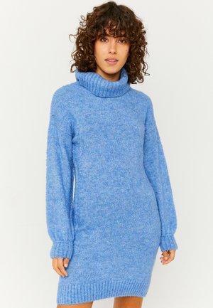 MISSING TITLE - Jumper dress - blue