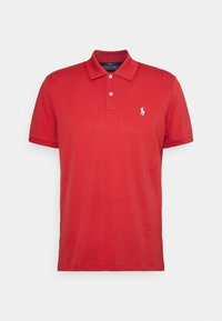 SHORT SLEEVE - Basic T-shirt - sunrise red