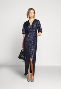 Three Floor - ZOELLE DRESS LUX CAPSULE COLLECTION - Occasion wear - space navy - 1