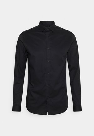 JPRBASIC BUSINESS PLAIN - Camisa elegante - black