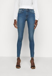 PIECES Tall - PCPEGGY  - Skinny džíny - medium blue denim - 0