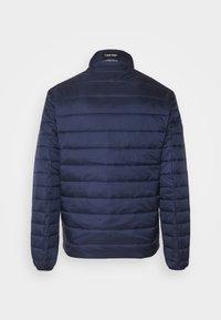 Calvin Klein - LIGHT WEIGHT SIDE LOGO JACKET - Light jacket - blue - 9