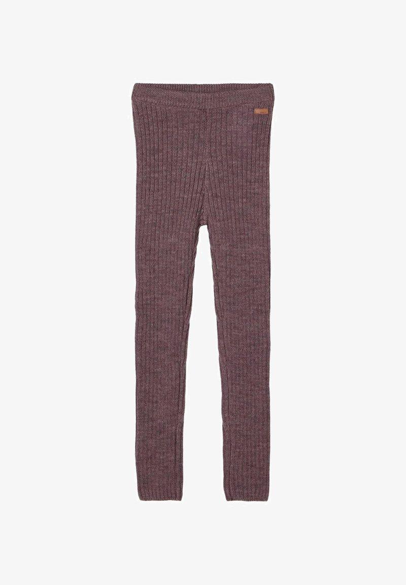 Name it - RIPPSTRICK - Leggings - Stockings - flint