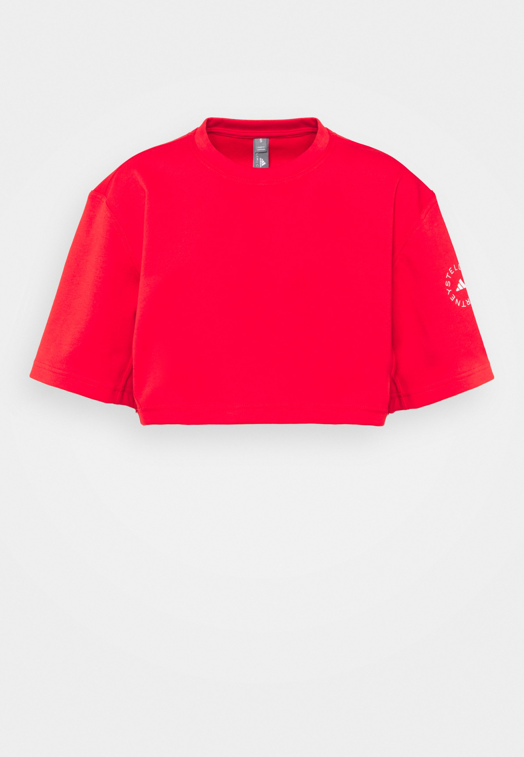 Women CROP TEE - Print T-shirt