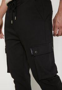 Be Edgy - LORENZ - Cargobroek - black - 3