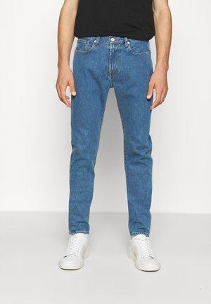 Zúžené džíny - blue denim