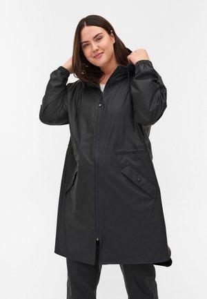 REGEN - Vodotěsná bunda - black