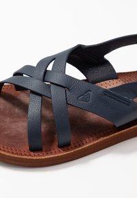 Roxy - TONYA  - Sandals - navy - 2