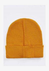DeFacto - Beanie - yellow - 0
