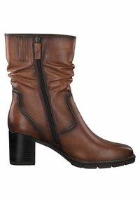 Tamaris - Classic ankle boots - cognac       # - 2