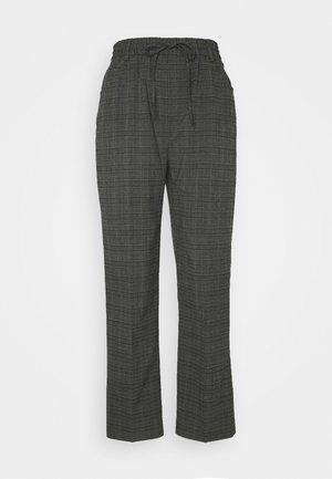 SAINA JOGGER TROUSERS - Trousers - grey