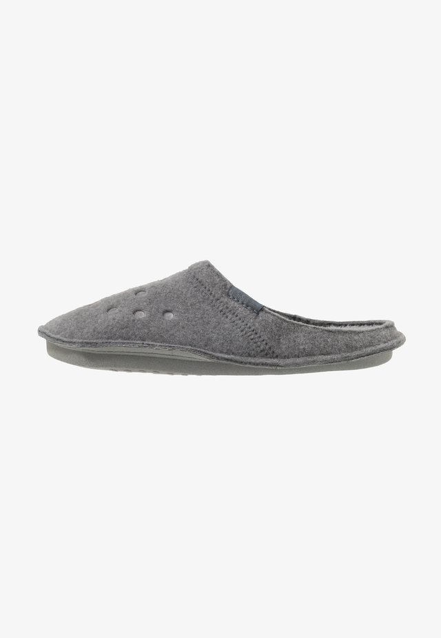 CLASSIC - Slippers - charcoal