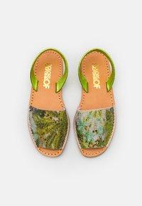 Colors of California - MINORCA HOTFIX - Sandalen - floral - 5