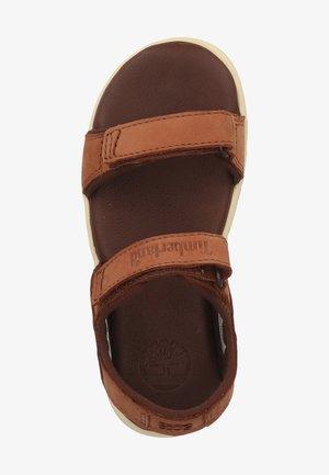 TIMBERLAND SANDALEN - Walking sandals - cappuccino a201