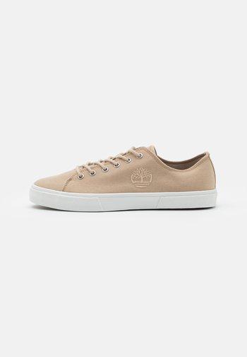 UNION WHARF 2.0 EK LOGO - Sneaker low - light beige