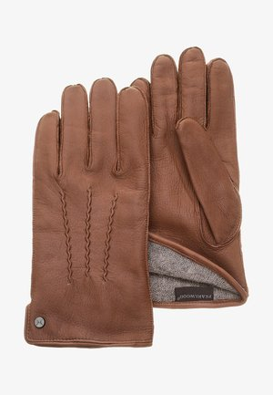 OSCAR - Gloves - cognac