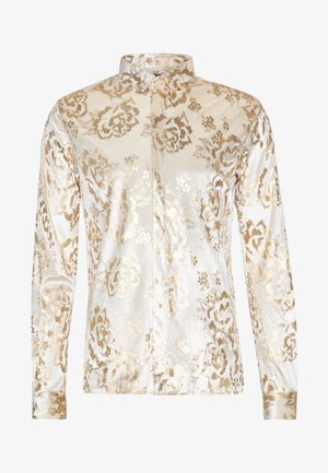 GAINES SHIRT - Camicia - champagne