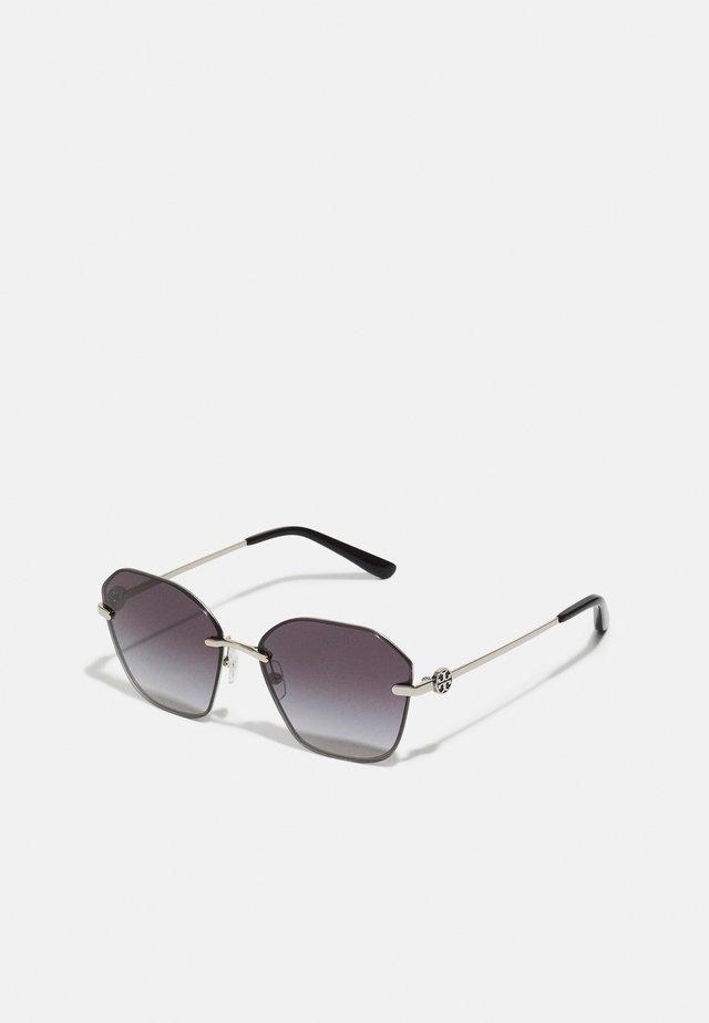 Gafas de sol - shiny silver-coloured
