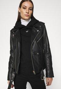 Denham - MACE HOODY - Sweatshirt - black - 4