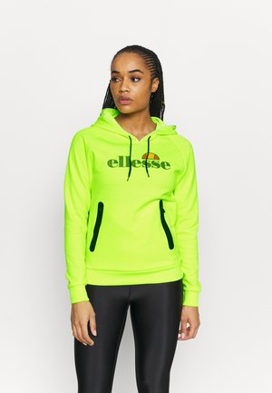 ARCILLE - Hoodie - neon yellow