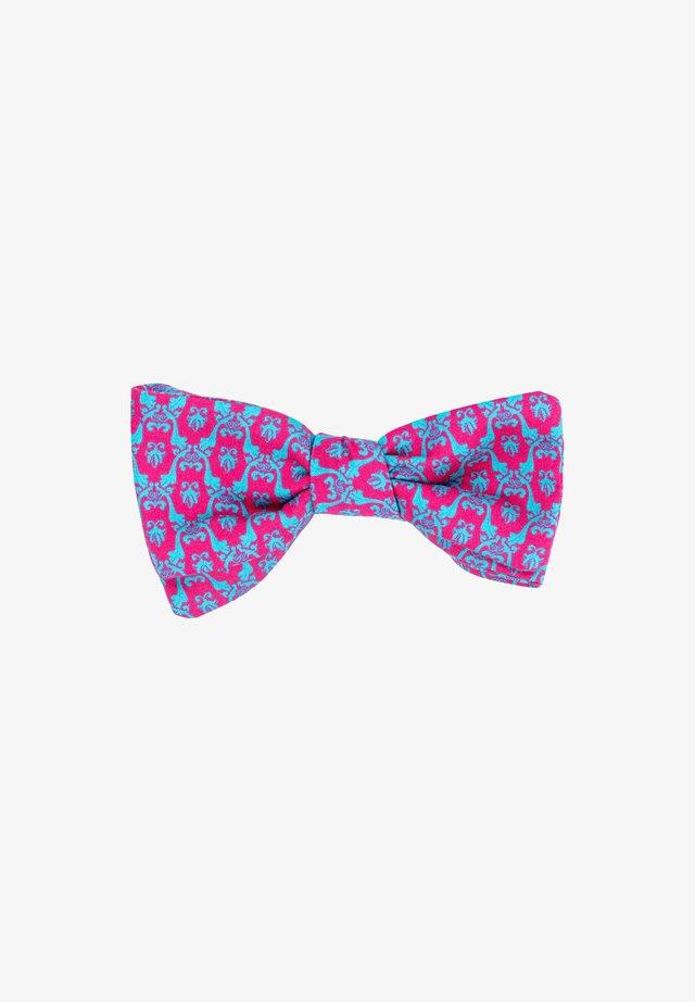 TANTE MIMI - Noeud papillon - pink/hellblau
