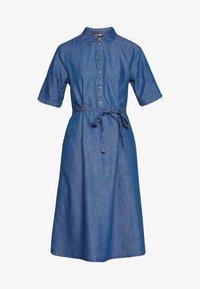 JDY - JDYROGER - Sukienka jeansowa - medium blue denim - 3