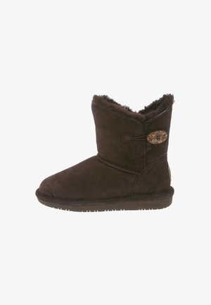 ROSIE - Classic ankle boots - chocolate
