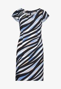 Betty Barclay - Shift dress - dark blue/beige - 2