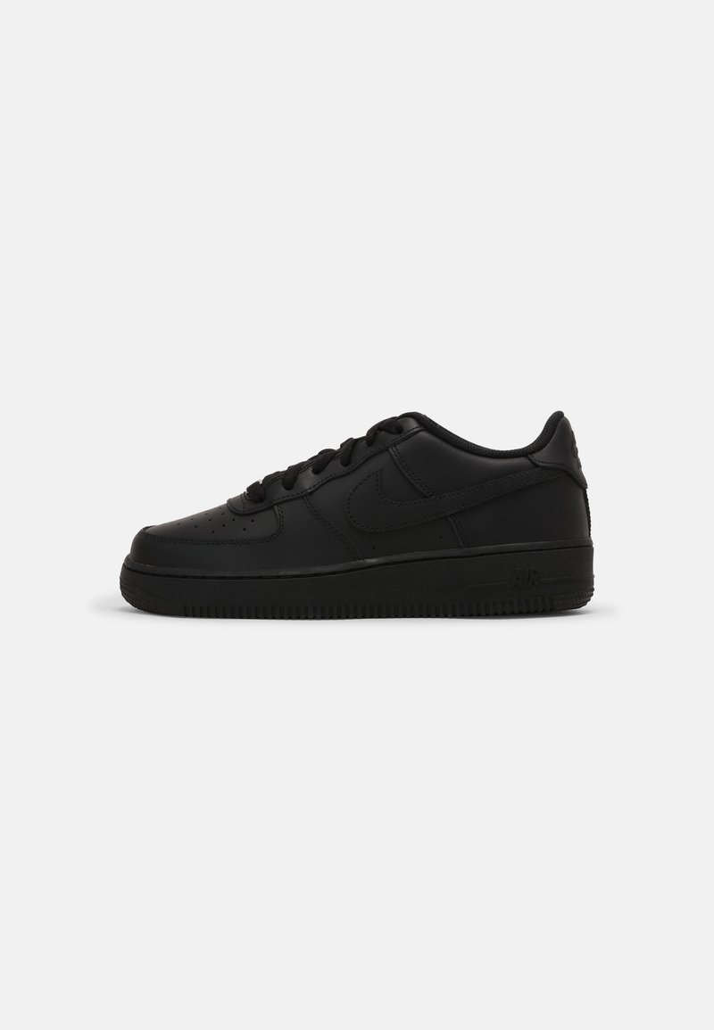 Nike Sportswear - AIR FORCE 1 LE GS - Sneakers laag - black