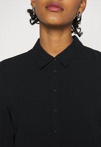 YAS - YASSAVANNA LONG DRESS - Maxi dress - black - 4