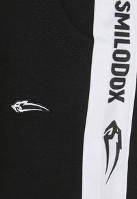 Smilodox - DAMEN HOODIE SET - Tracksuit - schwarz - 5
