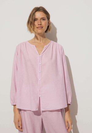 Pyjama top - mauve