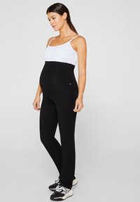 Esprit Maternity - Trousers - black - 1