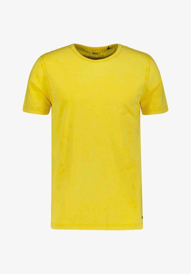 TOKKS - Basic T-shirt - gelb