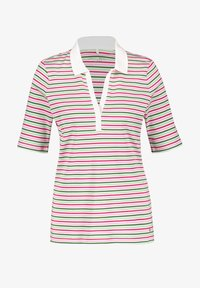Gerry Weber - Polo shirt - lila/pink/grün ringel - 2