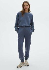 Massimo Dutti - Pantalon de survêtement - dark blue - 0