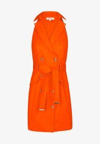 Morgan - Shirt dress - orange - 4
