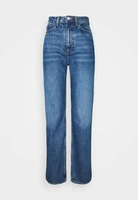 Weekday - ROWE - Jeans straight leg - sea blue - 5