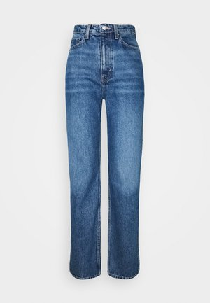 ROWE WIN - Straight leg jeans - sea blue