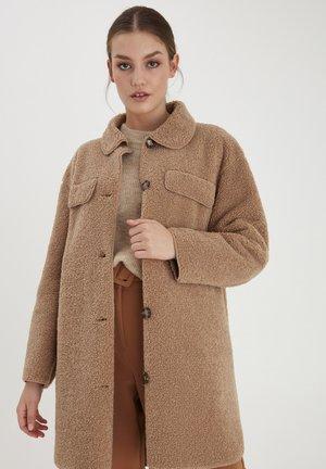 IHFAUSTINE - Short coat - natural