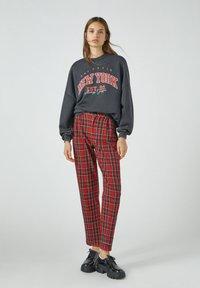 PULL&BEAR - Sweatshirts - dark grey - 1