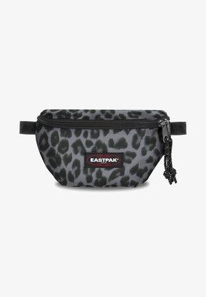 SPRINGER - Sac banane - grey leopard