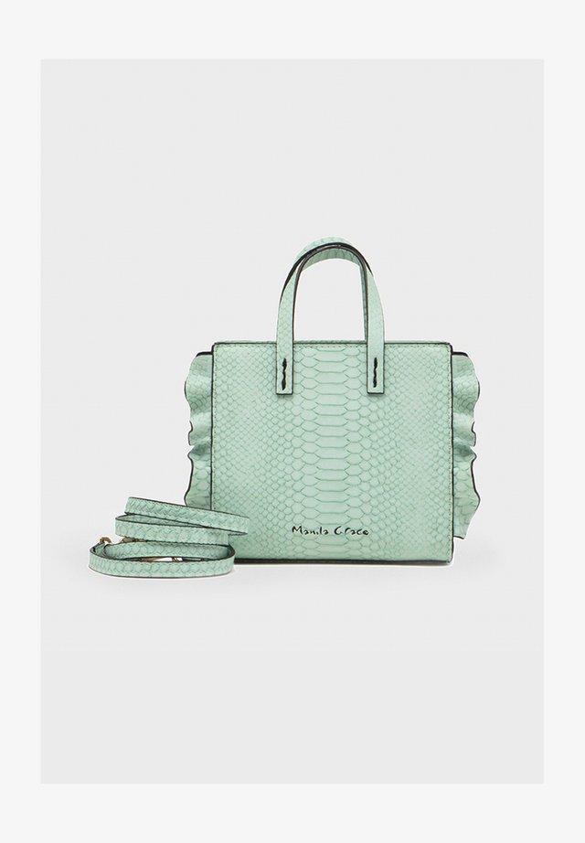 Handbag - verdeacqua