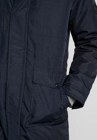 Only & Sons - ONSBASIL JACKET NOOS - Winter coat - dark navy - 5