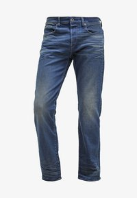 G-Star - 3301 LOOSE - Relaxed fit -farkut - firro denim - 6