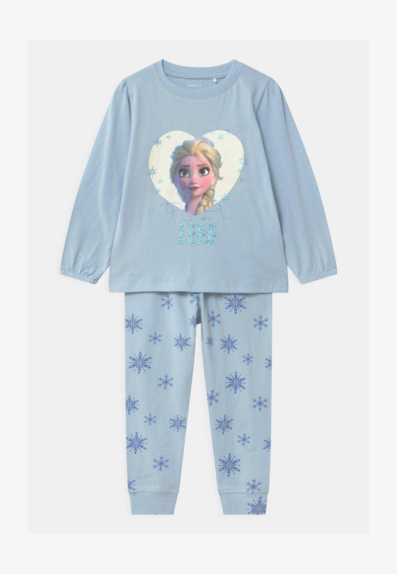Name it - DISNEY FROZEN 2 ELSA - Pyžamová sada - cashmere blue