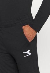Diadora - CHROMIA - Långärmad tröja - black - 6
