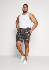 Jack´s Sportswear - RELAXT FIT - Kraťasy - navy - 1