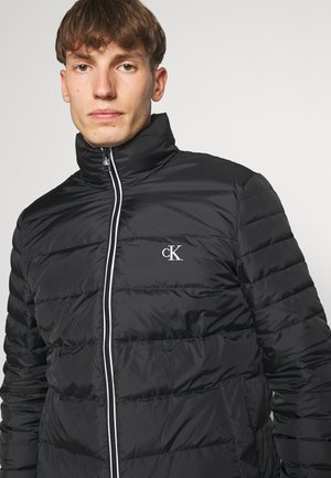 LIGHT JACKET - Kurtka puchowa - black